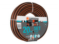"Gardena ""Comfort Flex"" žarna, 13 mm (1/2 col.) su jungtimis"