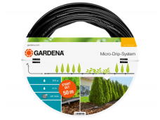 """GARDENA """"MDS"""" laistymo sistema 50 m augalų eilėms"""