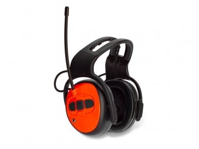 Husqvarna apsauginės ausinės su FM
