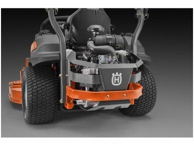 Nulinio posūkio traktoriukas Husqvarna Z560X 4