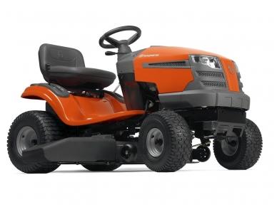 Sodo traktoriukas Husqvarna TS 142L
