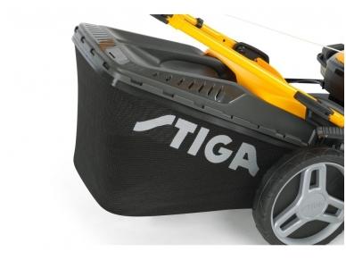 STIGA benzininė vejapjovė 48 SEQ 7