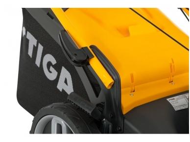 STIGA benzininė vejapjovė COMBI 55 SQ 9