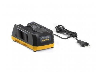 Stiga 48V baterijų pakrovėjas SCG 48 AE