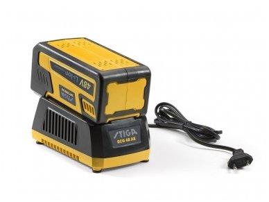 Stiga 48V baterijų pakrovėjas SCG 48 AE 2