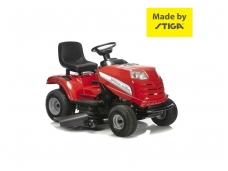 Traktoriukas be surinktuvo SD 98 Hydro B special edition Made by Stiga