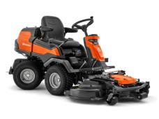 Traktoriukas Husqvarna Rider R 420TsX AWD