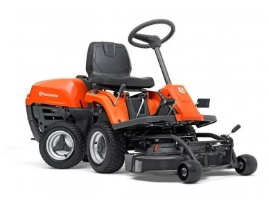 Traktoriukas Husqvarna Rider R 112C