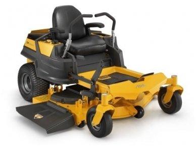 Nulinio apsisukimo traktoriukas Stiga ZT 5132 T